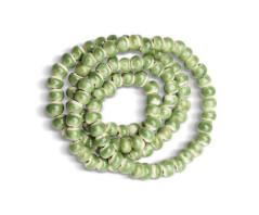 EM kerámia nyaklánc zöld (rövid)